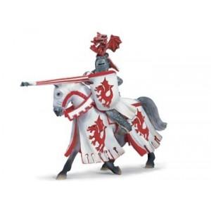 Tournament Knight, dragon