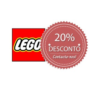 LEGO DESCONTOS 20%