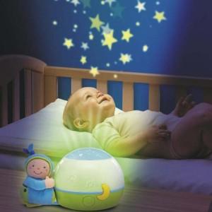 Projector Estrelinhas Boa Noite
